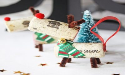30 Adorable DIY Christmas Ornaments