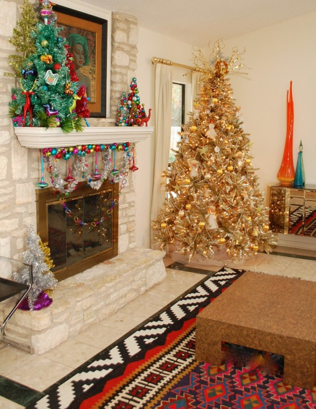 CHARMING CHRISTMAS TREE DECORATING28