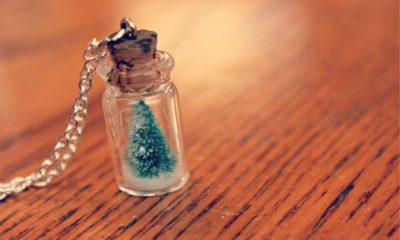 Cute DIY Christmas Snow Globes16