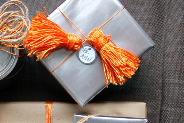 DIY Christmas Wrapping Gift Ideas12