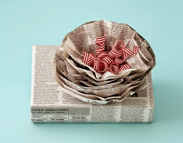 DIY Christmas Wrapping Gift Ideas16