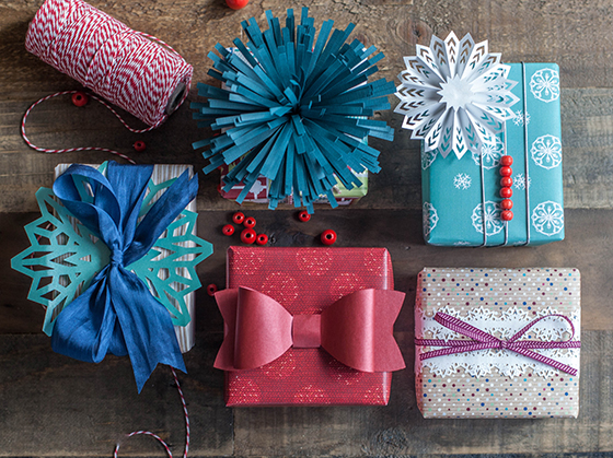 DIY Christmas Wrapping Gift Ideas22