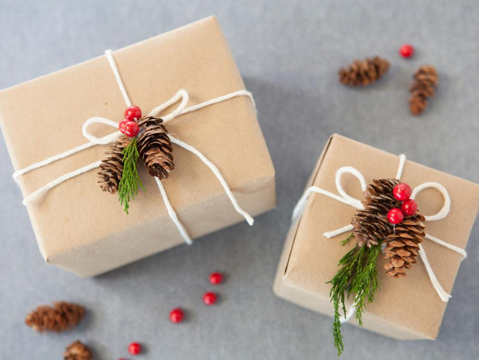 DIY Christmas Wrapping Gift Ideas23