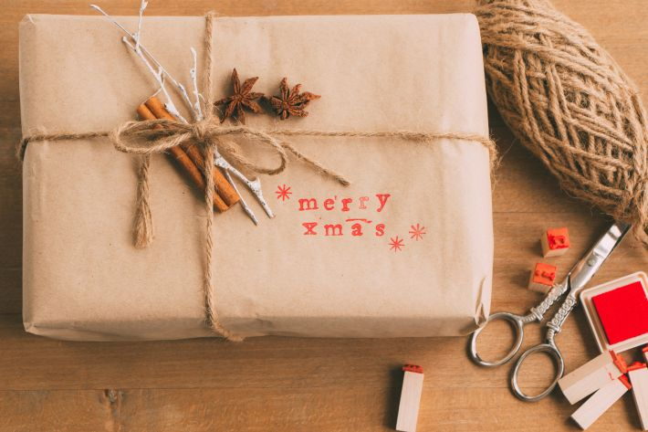 DIY Christmas Wrapping Gift Ideas26