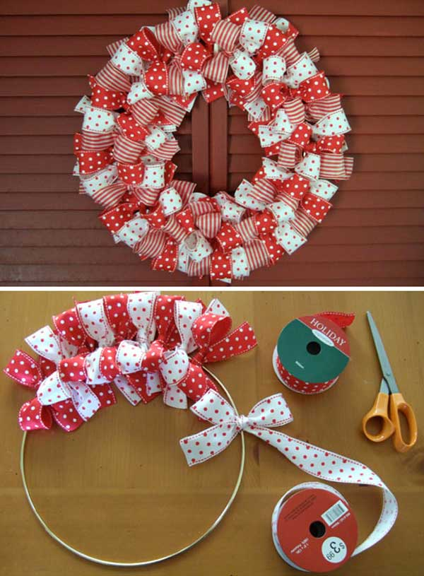 DIY Wreaths for Christmas1