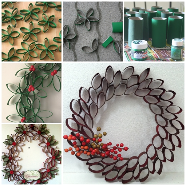 DIY Wreaths for Christmas14
