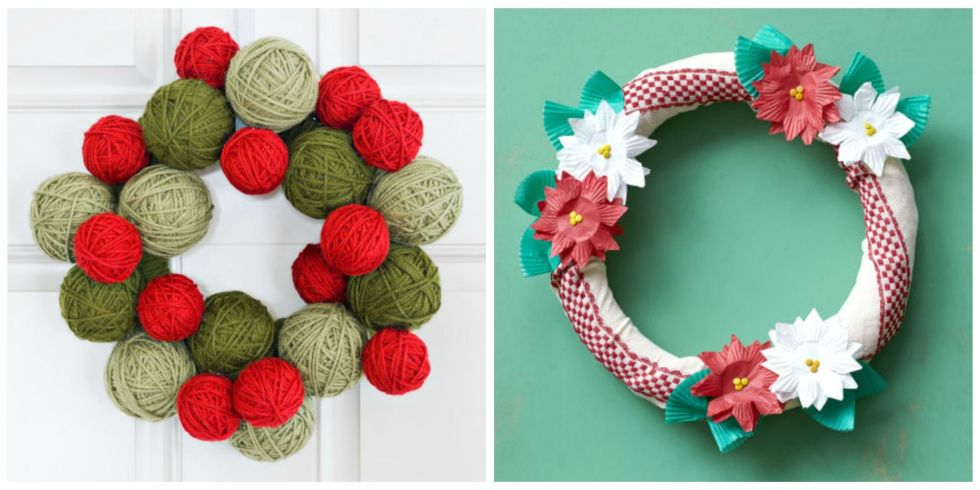 DIY Wreaths for Christmas2