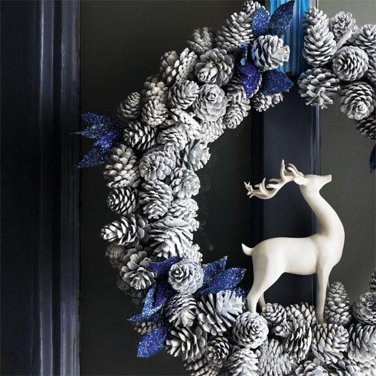 DIY Wreaths for Christmas21