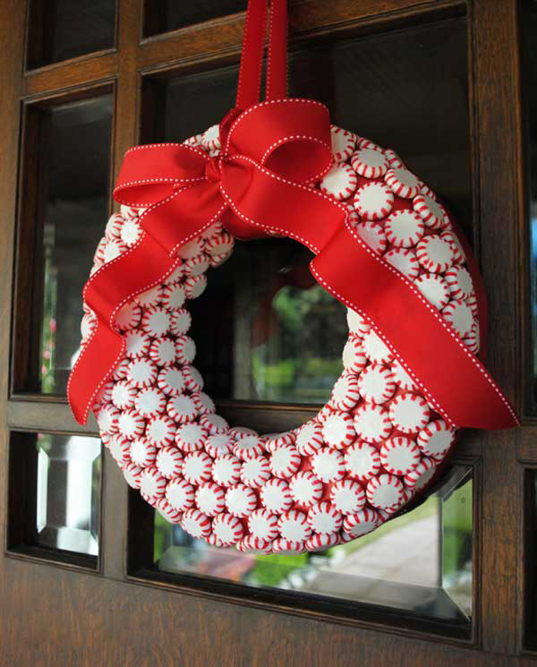 DIY Wreaths for Christmas7