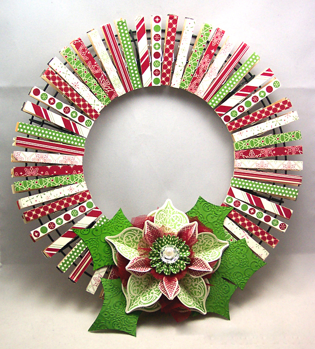 DIY Wreaths for Christmas8
