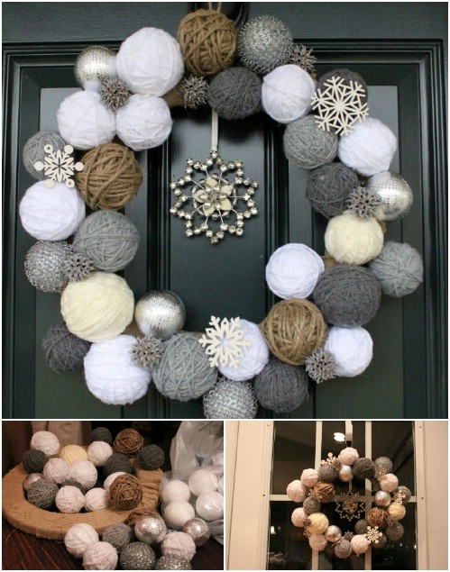 DIY Wreaths for Christmas9