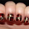 Festive Nail Art for Christmas7