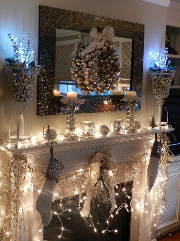 Gorgeous Decoration for Christmas12