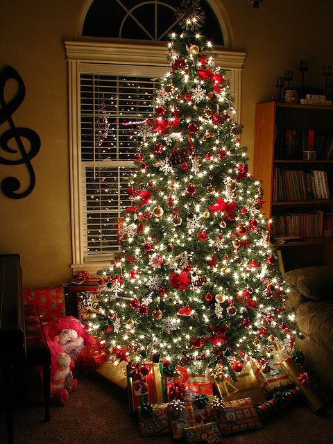 homemade ornament ideas12 - Pictures Of Decorated Christmas Trees