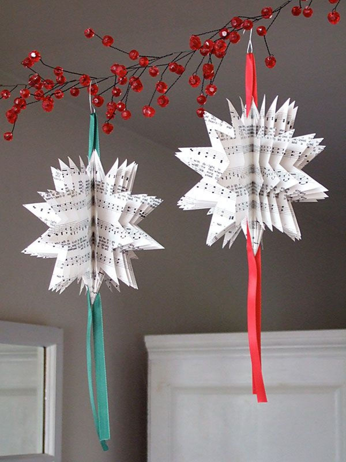 Last-minute Decorations for Christmas11