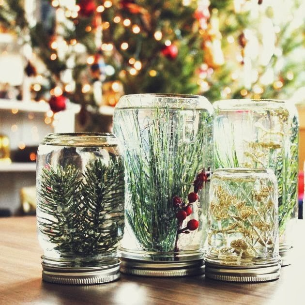 Recycle the Mason Jars at Home10