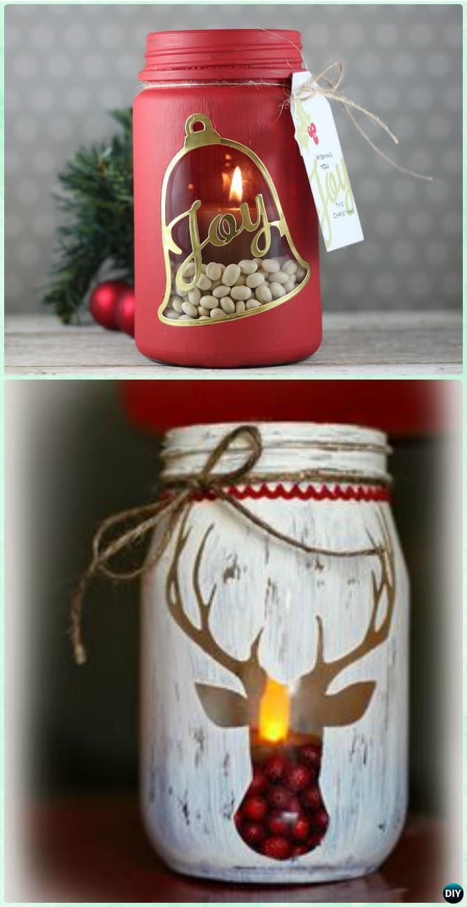 Recycle the Mason Jars at Home11