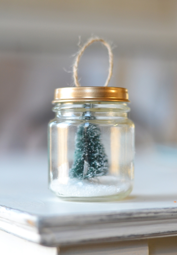 Recycle the Mason Jars at Home13