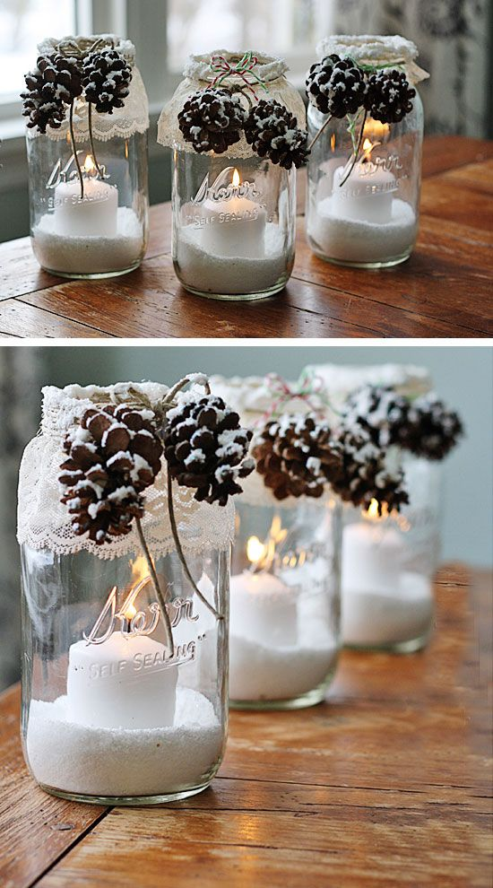 Recycle the Mason Jars at Home14