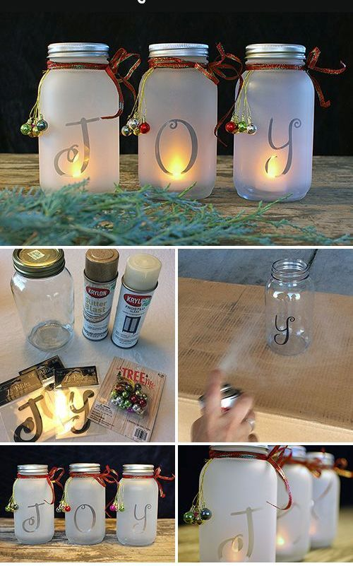 Recycle the Mason Jars at Home2
