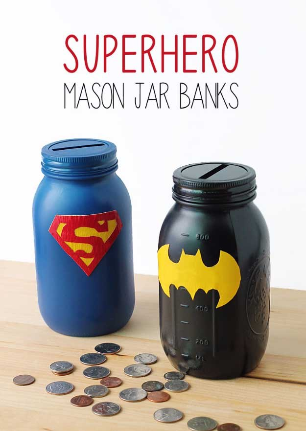 Recycle the Mason Jars at Home22