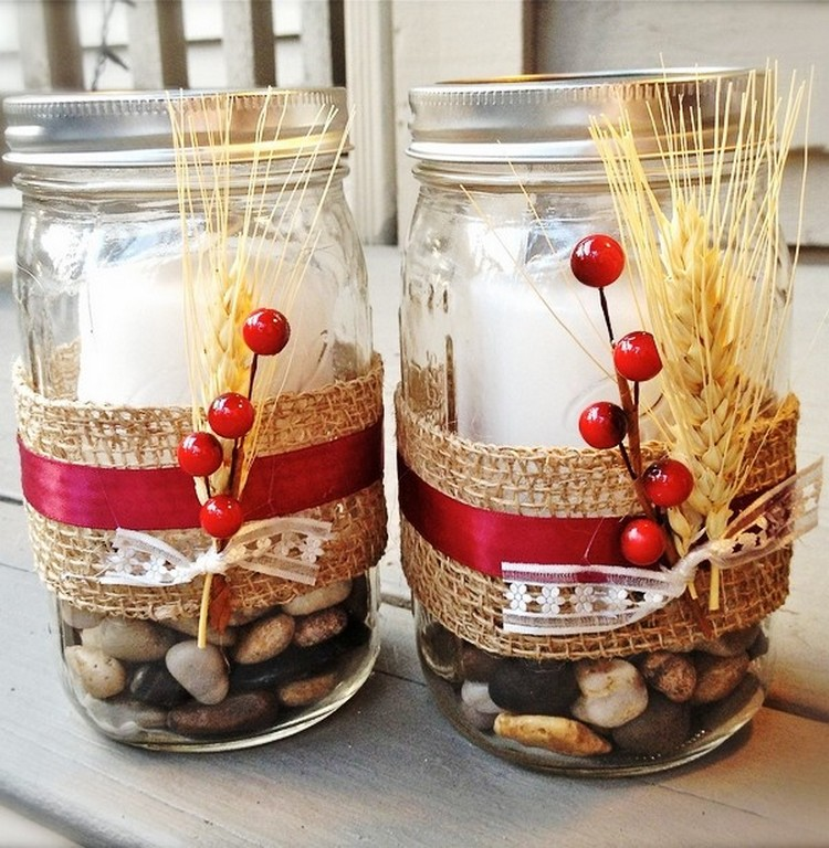Recycle the Mason Jars at Home27