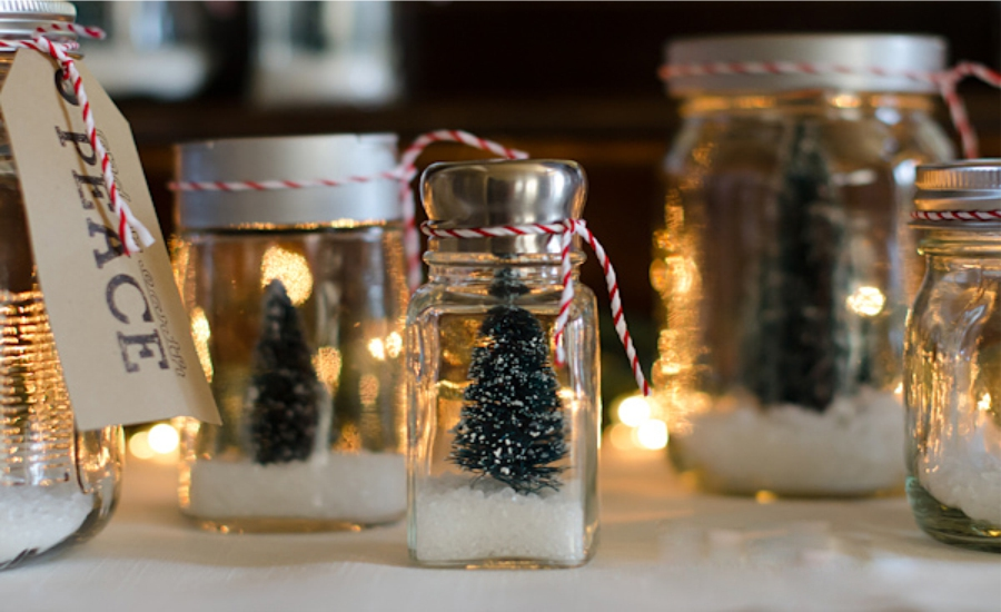 Recycle the Mason Jars at Home4