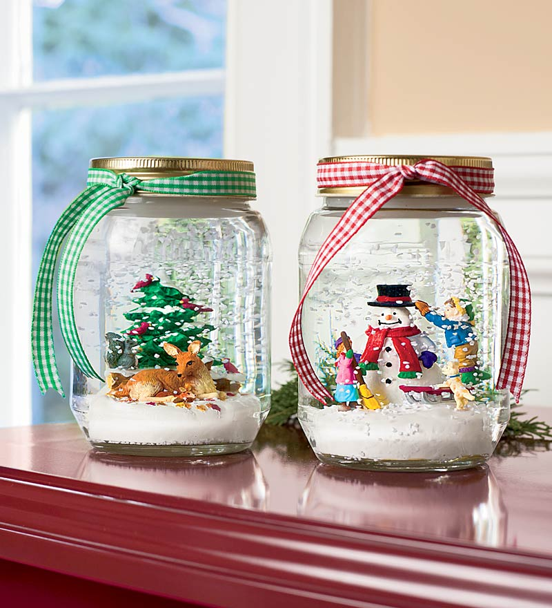 Recycle the Mason Jars at Home7