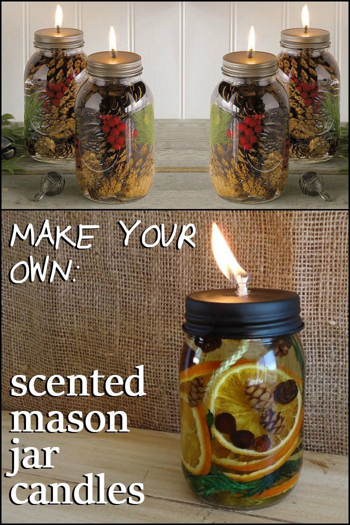 Recycle the Mason Jars at Home8