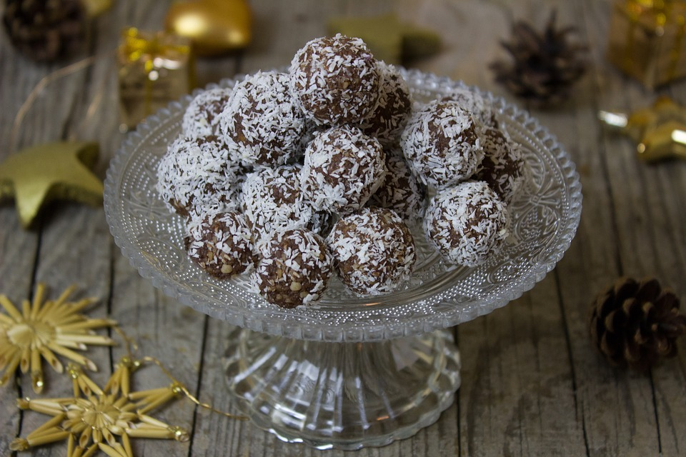 Sweet and Easy Christmas Treat