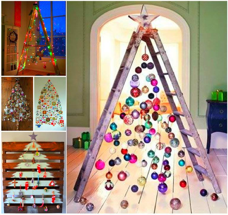 UNIQUE AND UNCONVENTIONAL CHRISTMAS TREE20