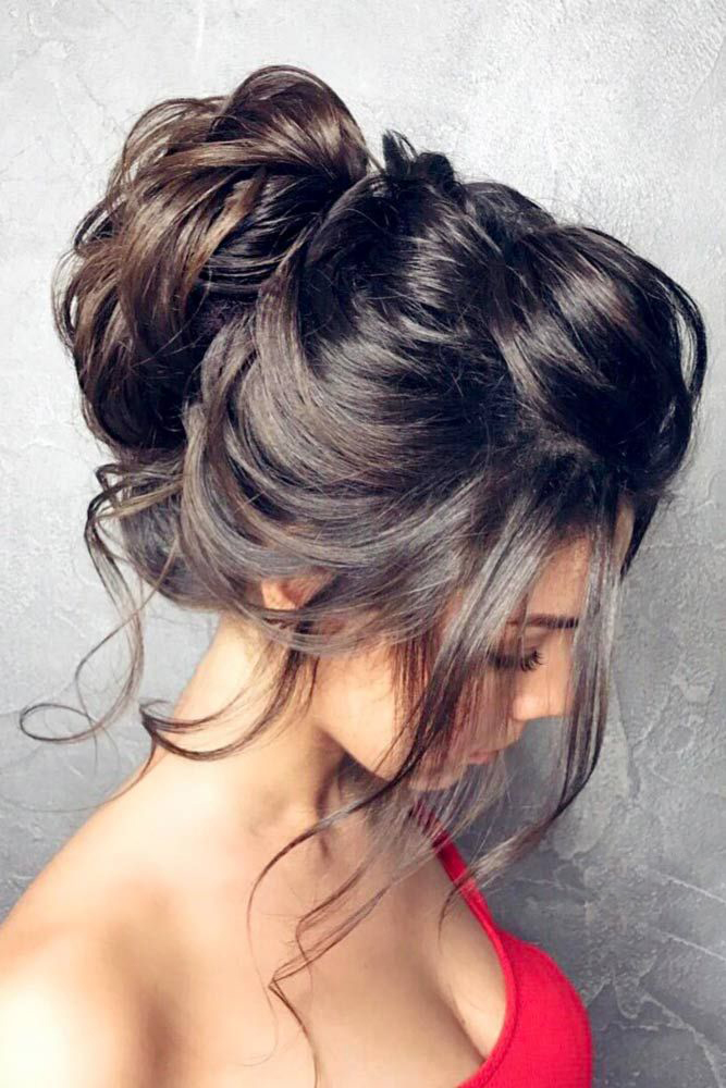 Wonderful Hairstyle for Christmas and Holidays12