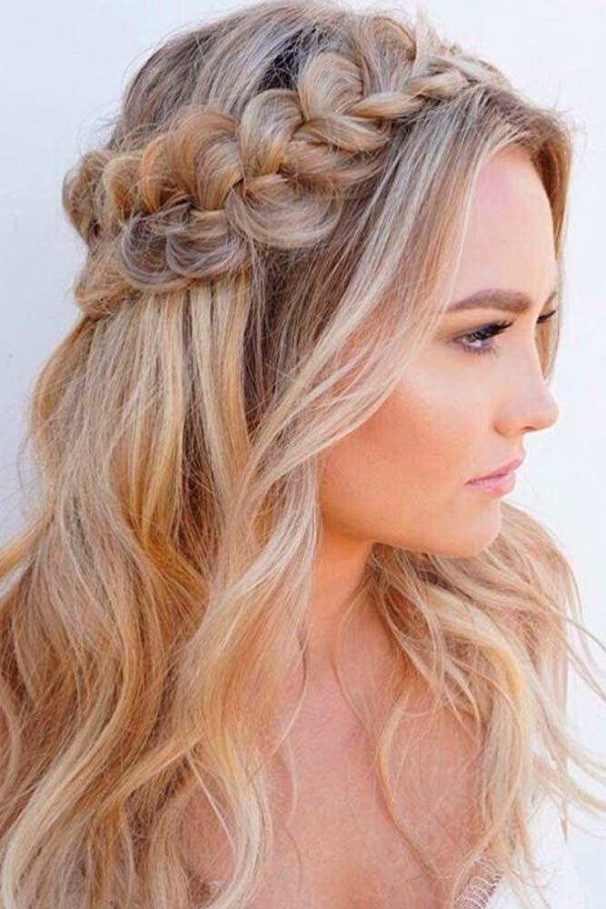 Wonderful Hairstyle for Christmas and Holidays13