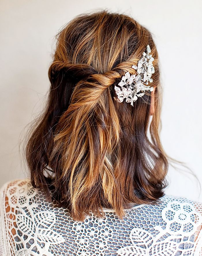Wonderful Hairstyle for Christmas and Holidays16