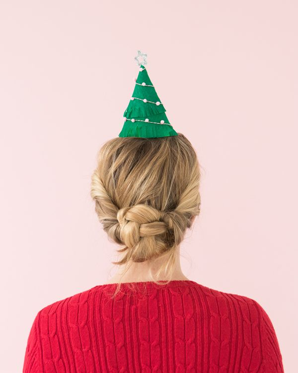 Wonderful Hairstyle for Christmas and Holidays17