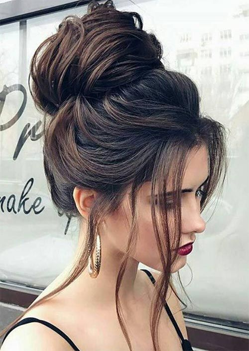 Wonderful Hairstyle for Christmas and Holidays24