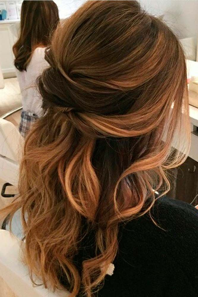 Wonderful Hairstyle for Christmas and Holidays29