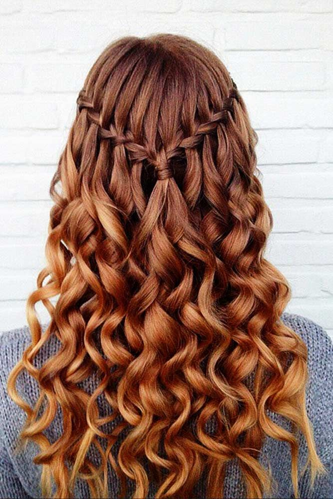 Wonderful Hairstyle for Christmas and Holidays32