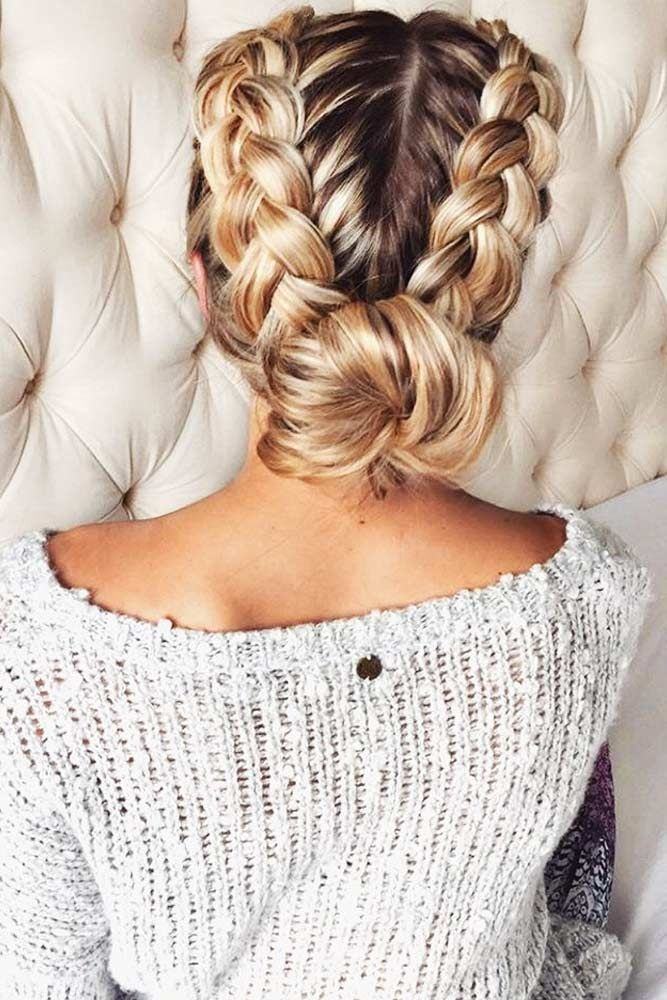 Wonderful Hairstyle for Christmas and Holidays36