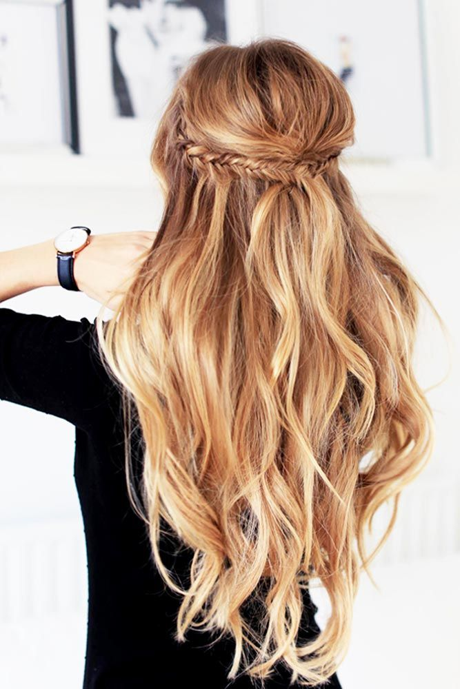 Wonderful Hairstyle for Christmas and Holidays8