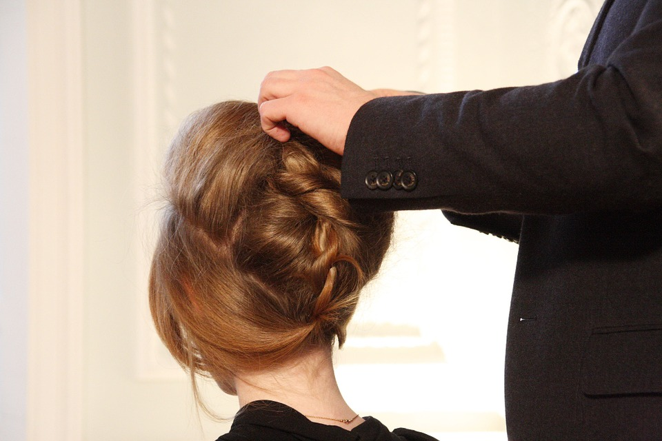 Wonderful Hairstyle for Christmas and HolidaysQQ