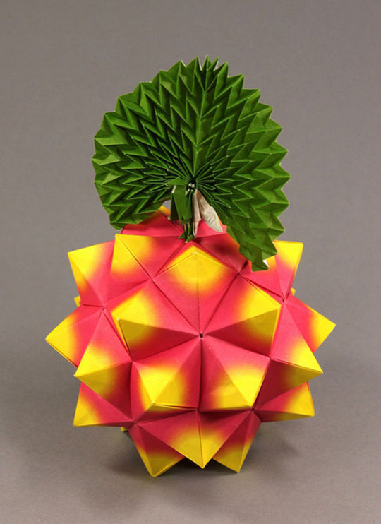 Amazing Examples of origami paper art 1