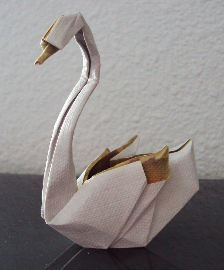 Amazing Examples of origami paper art 11