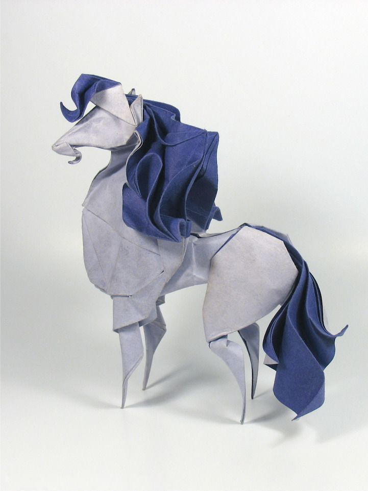 Amazing Examples of origami paper art 25