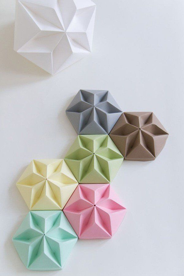 Amazing Examples of origami paper art 27