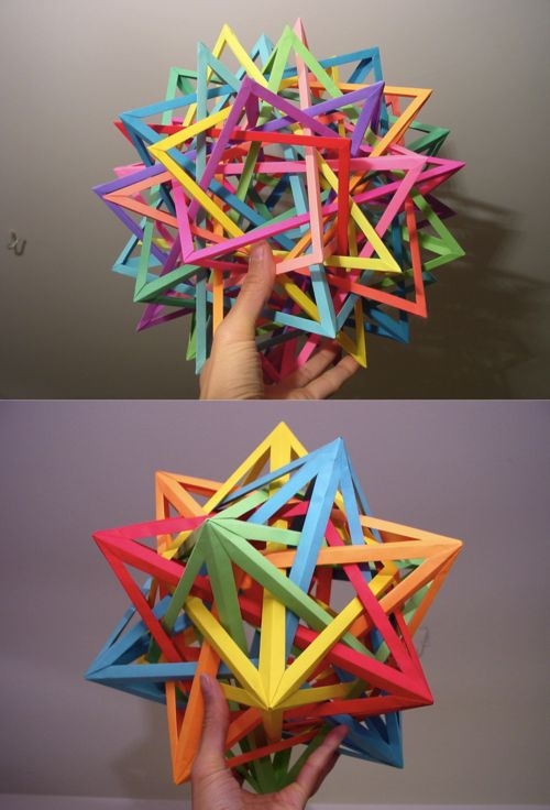 Amazing Examples of origami paper art 37