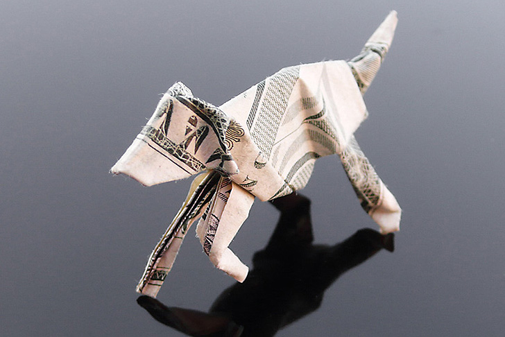 Amazing Examples of origami paper art 38