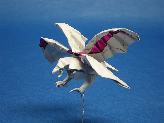Amazing Examples of origami paper art 39