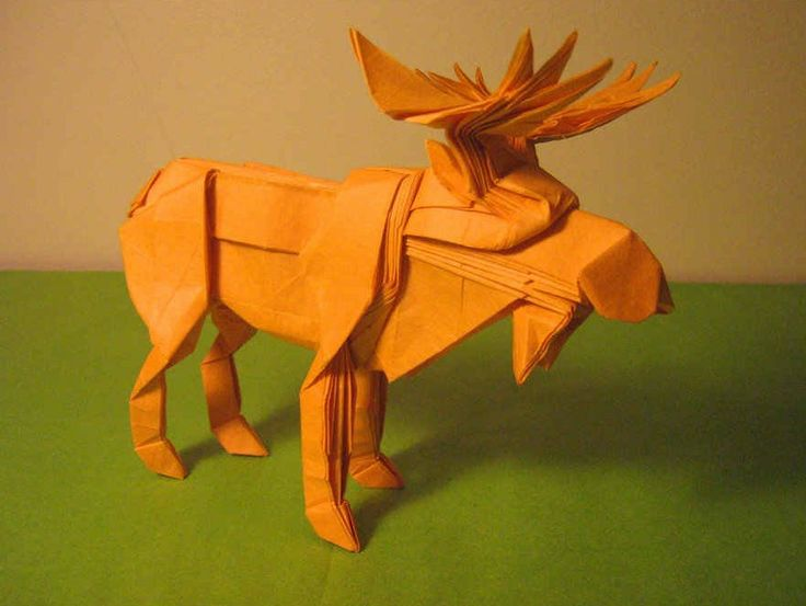 Amazing Examples of origami paper art 41