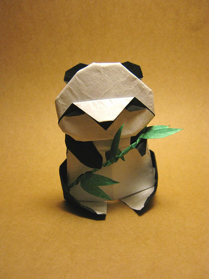 Amazing Examples of origami paper art 5